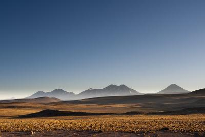 Mountain Peaks and Desert Landscape Seen from the Road to Paso Sico-Sergio Pitamitz-Photographic Print