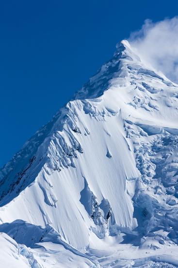 Mountain Peaks, Anvers Island, Antarctica-Paul Souders-Photographic Print