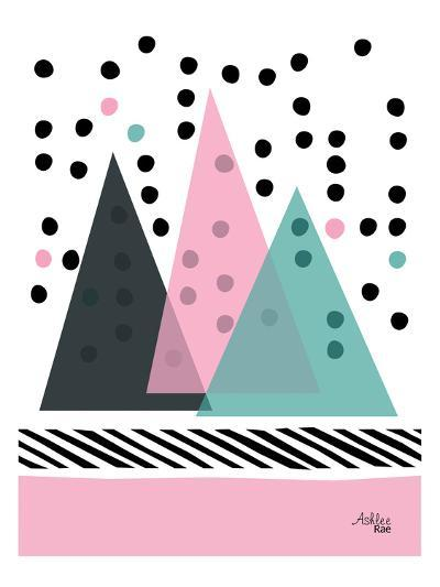 Mountain Rain-Ashlee Rae-Art Print