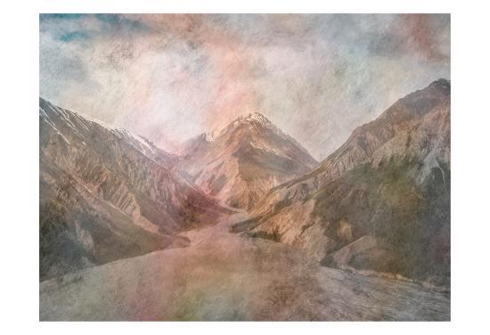 Mountain Range-Sheldon Lewis-Art Print