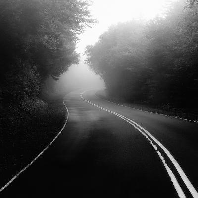 Mountain Road-Nicholas Bell-Photographic Print