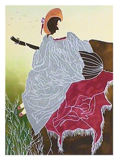 Mountain Serenade-Gina Lombardi Bratter-Collectable Print