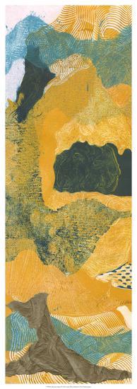 Mountain Shapes I-Carolyn Roth-Giclee Print
