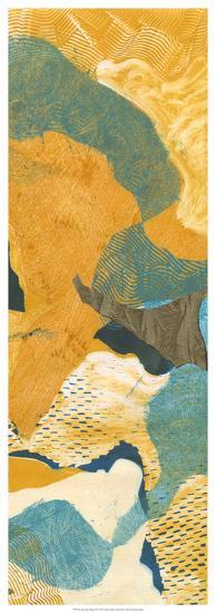 Mountain Shapes II-Carolyn Roth-Giclee Print