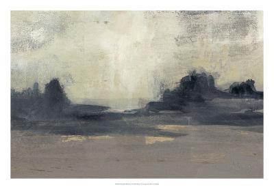 Mountain Silhouette I-Jennifer Goldberger-Giclee Print