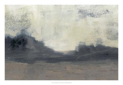 Mountain Silhouette II-Jennifer Goldberger-Giclee Print