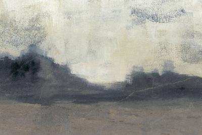 Mountain Silhouette II-Jennifer Goldberger-Art Print