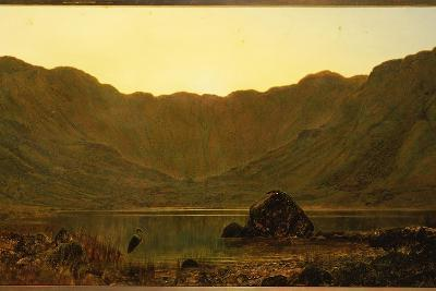 Mountain Solitude, 1885-John Atkinson Grimshaw-Giclee Print