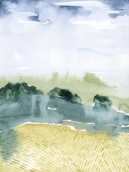 Mountain Vale I-Grace Popp-Art Print