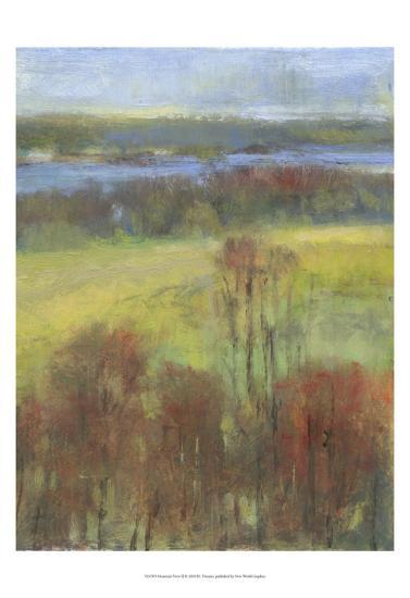 Mountain View II-H. Thomas-Art Print
