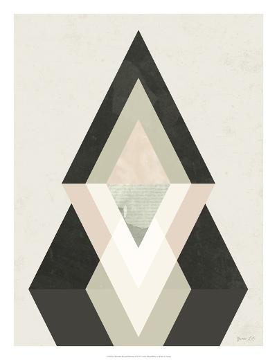 Mountains Beyond Mountains II-Green Lili-Art Print
