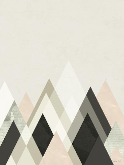 Mountains Beyond Mountains III-Green Lili-Art Print