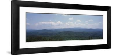 Mountains, Great Smoky Mountain National Park, North Carolina, USA--Framed Photographic Print