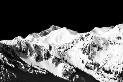 Mountains in Spring II-Douglas Taylor-Photo