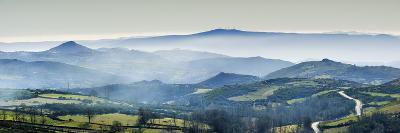 Mountains in the MiSt. Alturas Do Barroso, Trás-Os-Montes, Portugal-Mauricio Abreu-Photographic Print