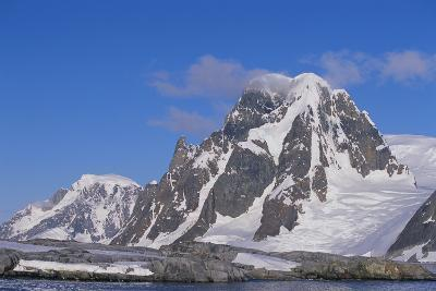 Mountains Rising from the Sea-DLILLC-Photographic Print
