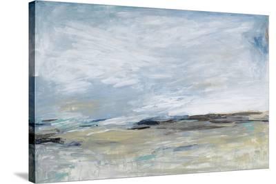 Mountains To Climb-Wani Pasion-Stretched Canvas Print