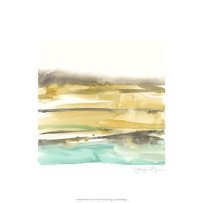 Mountains to Sea III-Jennifer Goldberger-Limited Edition
