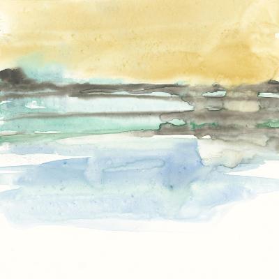Mountains to Sea IX-Jennifer Goldberger-Premium Giclee Print