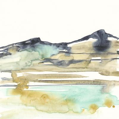 Mountains to Sea VI-Jennifer Goldberger-Premium Giclee Print
