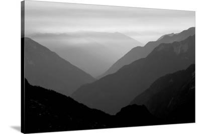 Mountains Washington-Shane Settle-Stretched Canvas Print