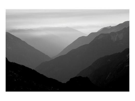 Mountains Washington-Shane Settle-Art Print