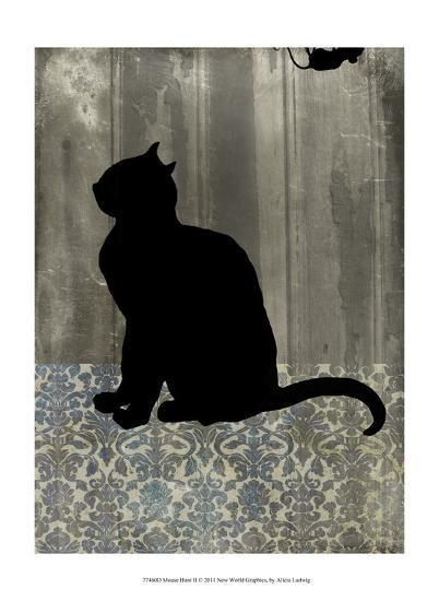 Mouse Hunt II-Alicia Ludwig-Art Print