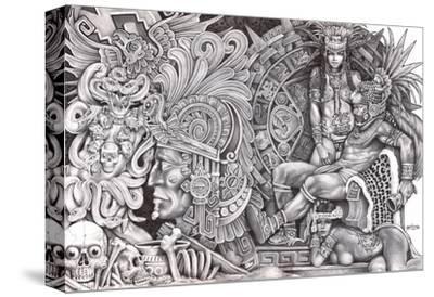 Aztec Dream by Mouse Lopez