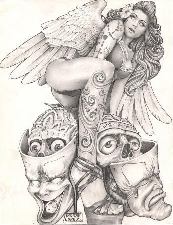 mouse-lopez-sexy-angel