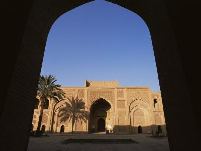 Moustantiryia Koranic School, Baghdad, Iraq, Middle East-Nico Tondini-Photographic Print