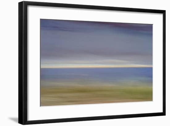 Moved Landscape 6037-Rica Belna-Framed Giclee Print