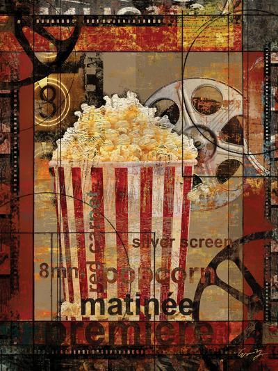 Movie Popcorn-Eric Yang-Art Print
