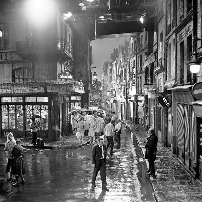 Movies Sets-Don Brinn-Photographic Print