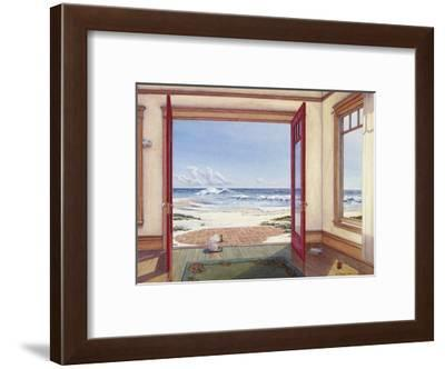 Moving Day-Lee Mothes-Framed Giclee Print