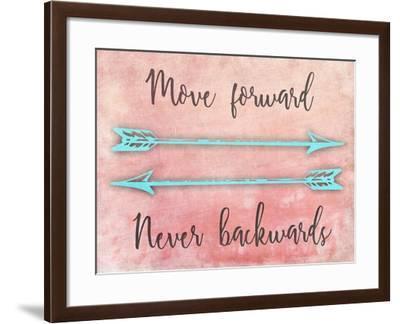 Moving Forward-Marcus Prime-Framed Art Print