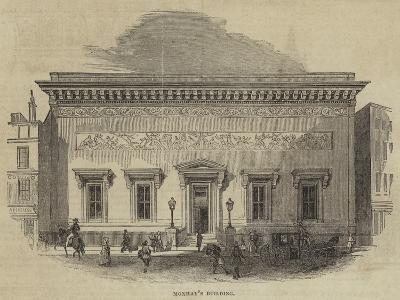 Moxhay's Building--Giclee Print