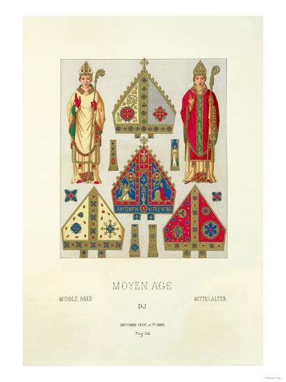 Moyen-Age--Art Print