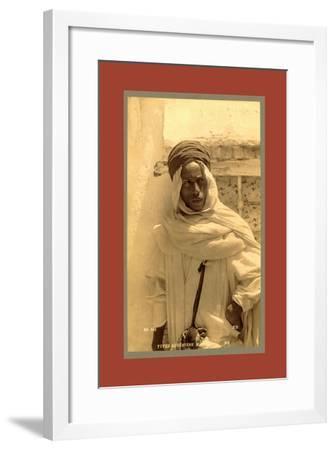 Mozabite-Etienne & Louis Antonin Neurdein-Framed Giclee Print