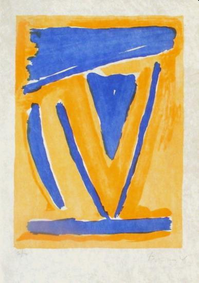 MP 301 Galerie Arta-Bram van Velde-Limited Edition