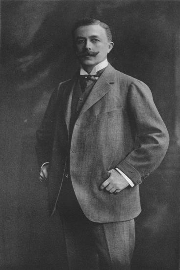 'Mr. A. M. Singer', 1911-Unknown-Giclee Print
