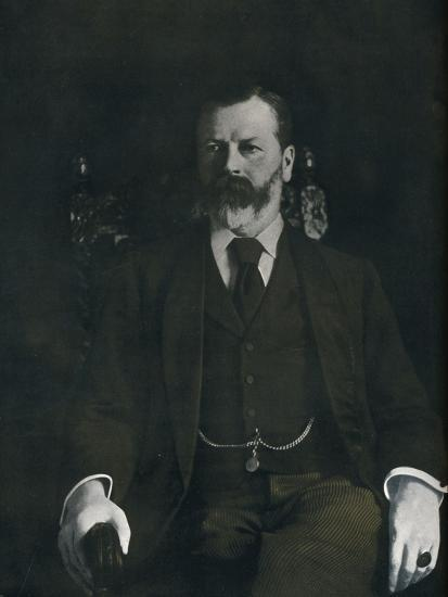 Mr. Arthur Sanderson At Home, 1901-Unknown-Photographic Print