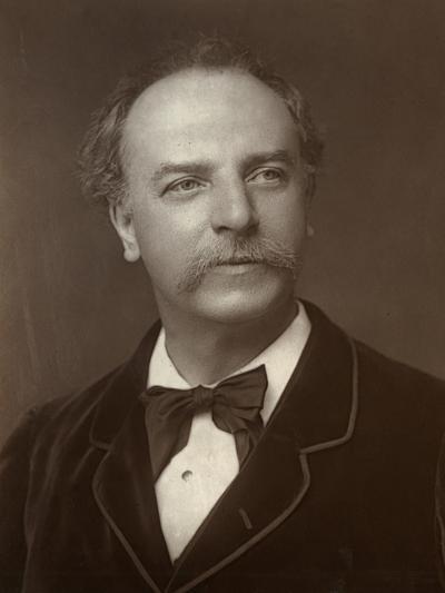Mr Charles Santley, British Opera Singer, 1888- Kingsbury & Notcutt-Photographic Print