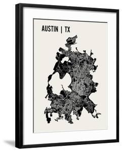 Austin by Mr City Printing