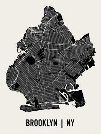 Brooklyn by Mr City Printing