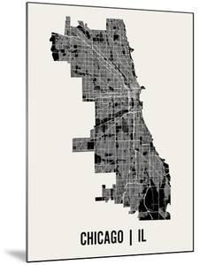 Chicago by Mr City Printing