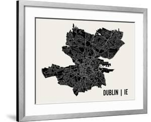 Dublin by Mr City Printing