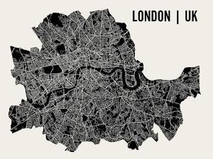 London by Mr City Printing