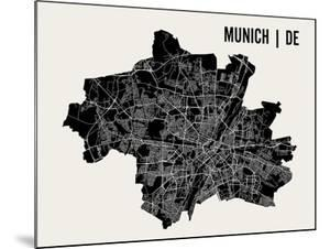 Munich by Mr City Printing