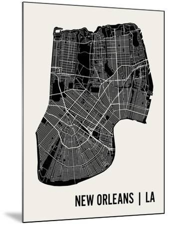 New Orleans by Mr City Printing