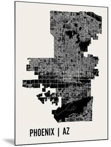 Phoenix by Mr City Printing